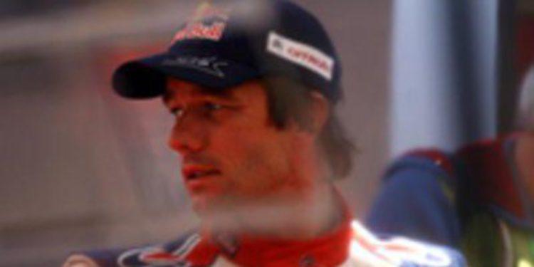 Citroen y Loeb quieren repetir en Argentina