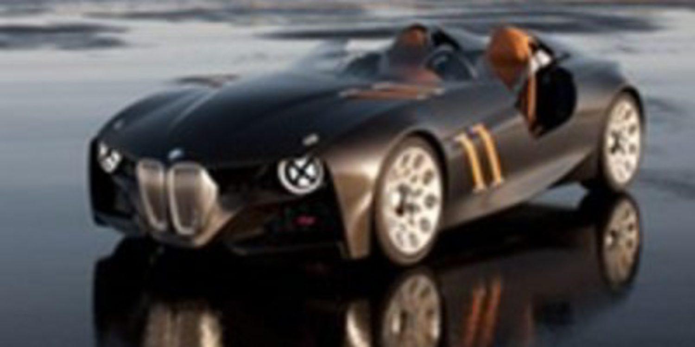Imágenes reales del BMW 328 Hommage