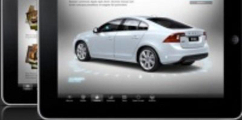 Nueva aplicación de iPad para Volvo S60