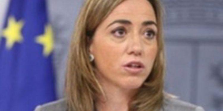 A la ministra Carme Chacón le roban su coche