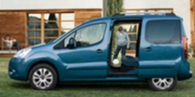 Citroen refuerza y actualiza los precios de sus vehículos comerciales