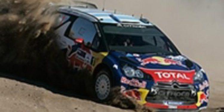 Loeb lidera la superespecial Carlos Paz