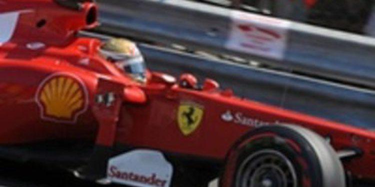 """Alonso: """"El mayor problema que tenemos es la aerodinámica"""""""