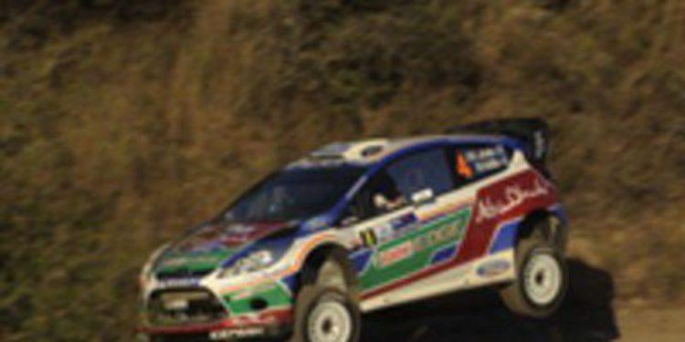 Latvala, primero en el Rally de Argentina
