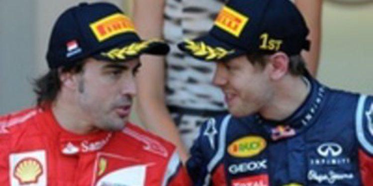 En Mónaco vuelve a ganar Vettel con Alonso segundo tras un carrerón