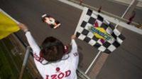 Así de espectacular fue el final de las 500 Millas de Indianápolis
