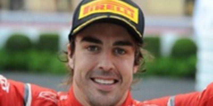 Alonso marca Silverstone como punto de inflexión para Ferrari