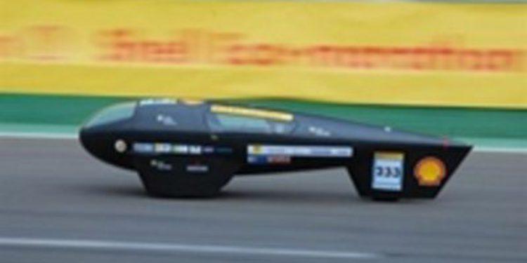 Con un litro de gasolina puede recorrer 2.500 kilómetros
