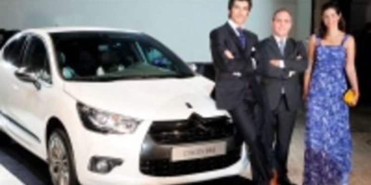 Citroën designa a Nuria Roca y Jorge Fernández como embajadores de la línea DS
