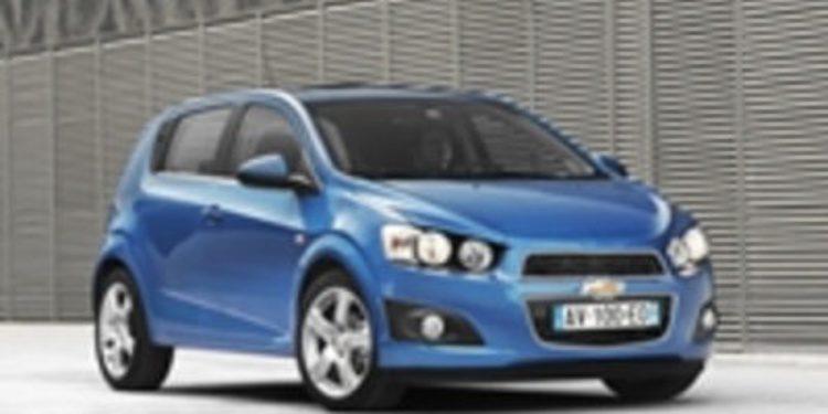 Nuevo Chevrolet Aveo, otro rival en la dura batalla de los utilitarios