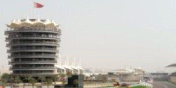 El GP de Baréin 2011 sí se disputará