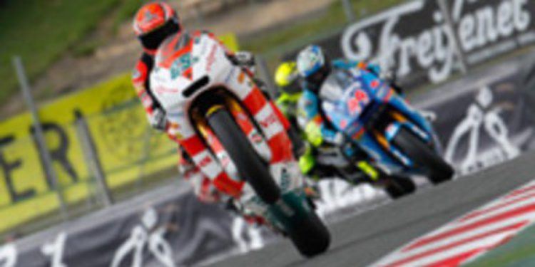 Pleno al cinco de Stefan Bradl con otra pole conseguida en Moto2