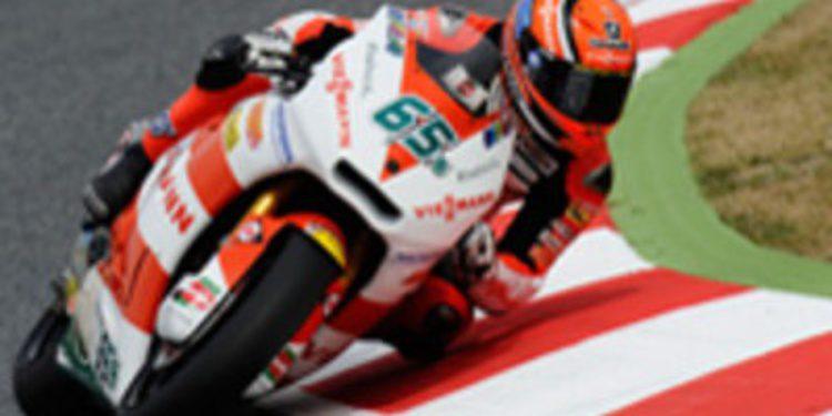 Bradl se lleva la victoria en Moto2 en el Circuit de Montmeló