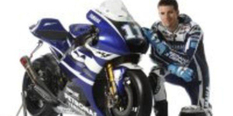 Ben Spies se queda en Yamaha un año más