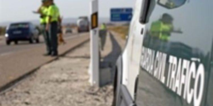 La DGT multa a 6.265 camiones y furgonetas en apenas una semana