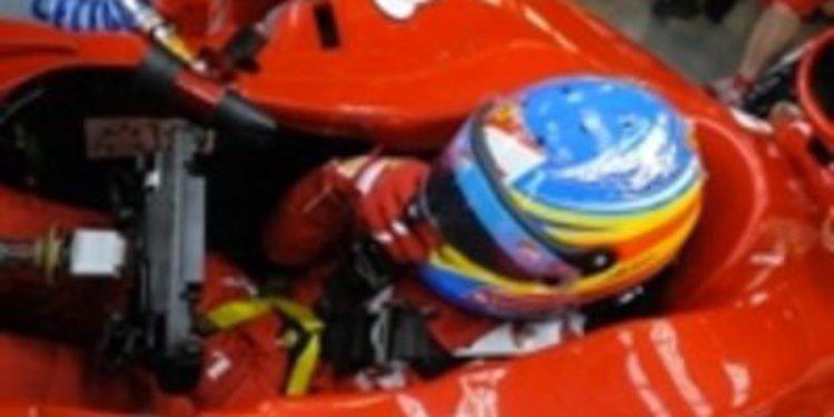 Alonso se lleva la caótica segunda sesión de libres del GP de Canadá 2011