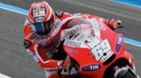 Hayden prueba la GP12 para Ducati