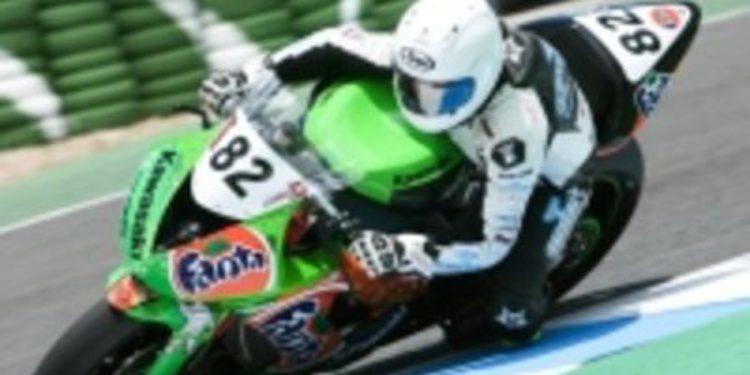 Elena Rosell, primera mujer española en el Mundial de Motociclismo