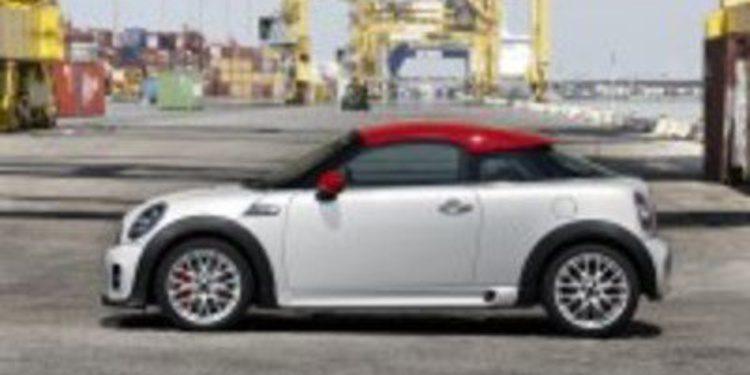 El nuevo Mini Coupé, desde octubre en los concesionarios