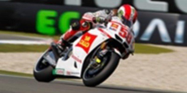 Simoncelli logra su segunda pole de la temporada