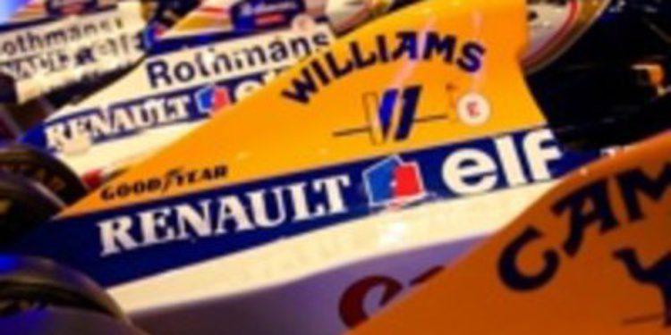 La exitosa asociación Williams-Renault volverá a la F1 en 2012