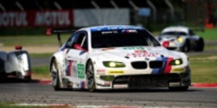 El BMW del DTM da sus primeros pasos