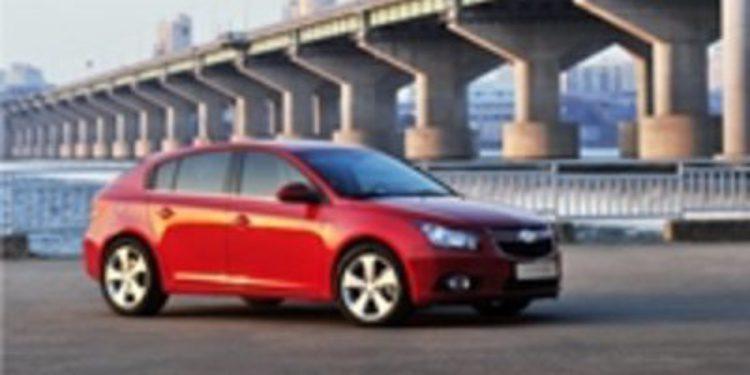 Chevrolet Cruze: ahora también con 5 puertas