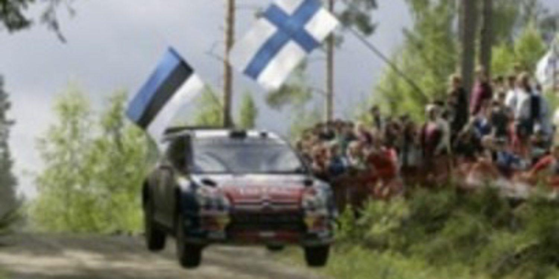 Previo del Rally de Finlandia 2011