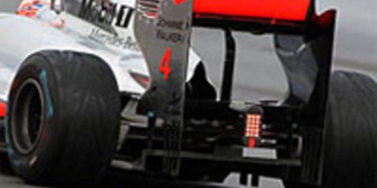 Se confirma: el soplado en frenada no tendrá restricciones en la F1