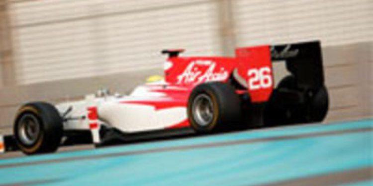 El Team Air Asia confirma a Valsecchi y Razia como sus pilotos de 2011
