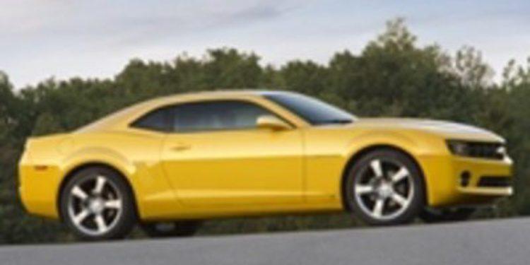 Chevrolet Camaro: precio, equipamiento, información