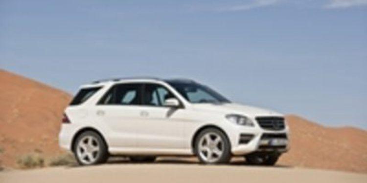 Nueva Clase M de Mercedes-Benz
