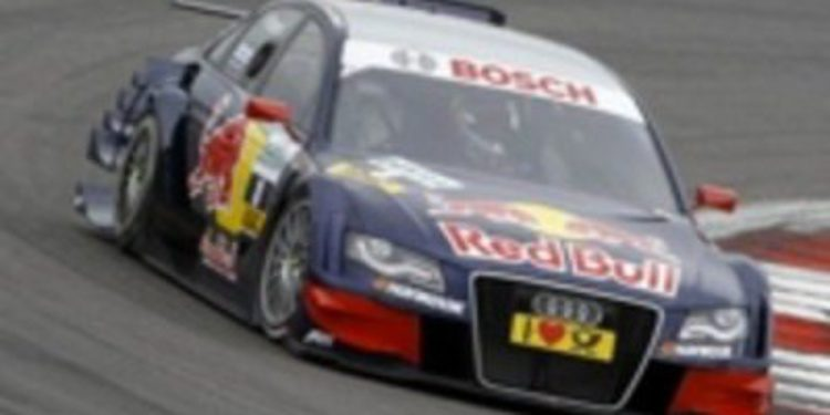 Mattias Ekström se hace con la victoria en Nürburgring