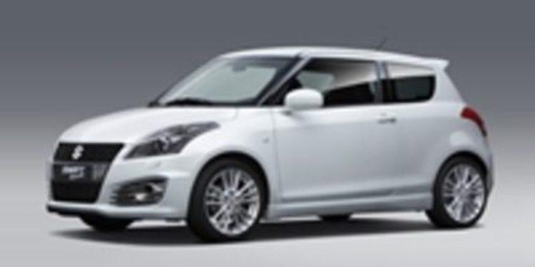 El nuevo Swift Sport hará su debut mundial en el Salón del Automóvil de Frankfurt
