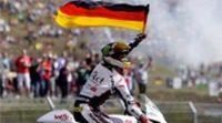 Cortese gana la carrera de 125cc en Brno, con Moncayo en el podio y Terol retirado