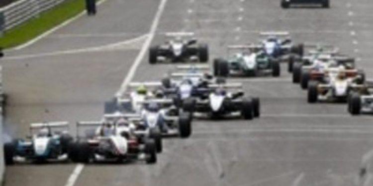 Roberto Merhi se hace con el FIA F3 Trophy, pero el Másters es para Felix Rosenqvist