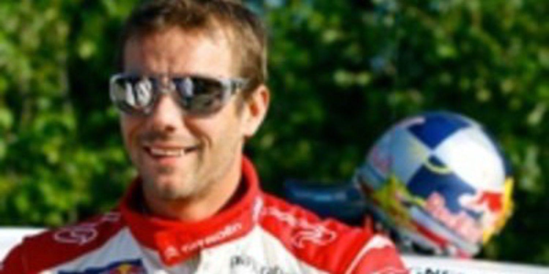 Sébastien Loeb renueva con Citroën por dos años más