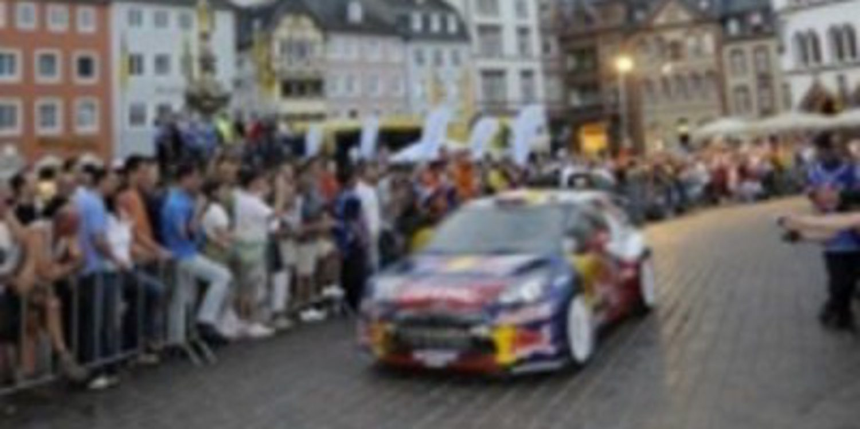 Previo del Rally de Alemania 2011