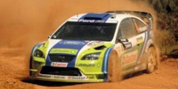 Previo del Rally de Australia 2011
