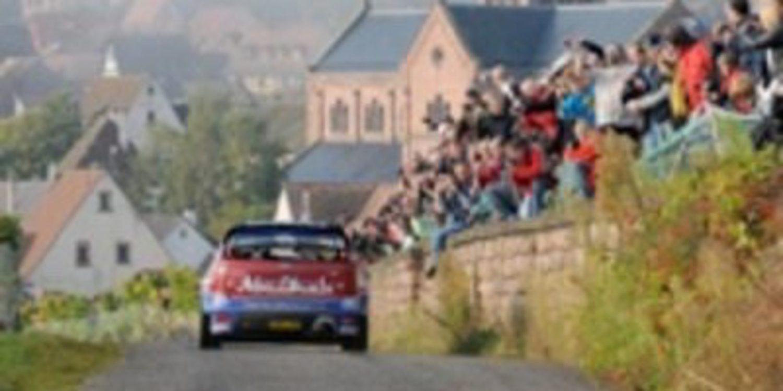 Previo del Rally de Francia 2011