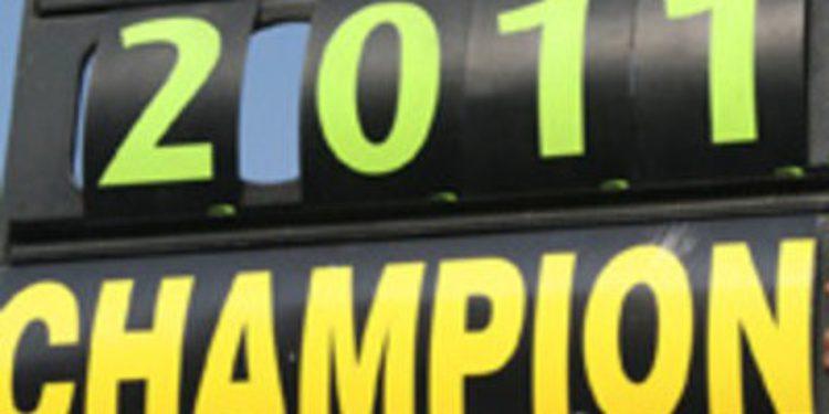 2011, un año de confirmaciones para Roberto Merhi