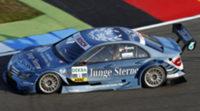 Miguel Molina sella la temporada del DTM con su primer podio
