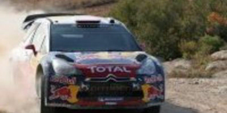 Victoria para Sébastien Loeb en el Rally de Cataluña