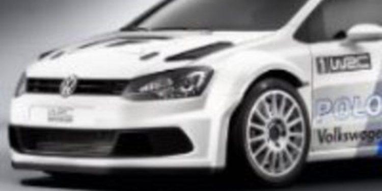 Volkswagen ha comenzado las pruebas del Polo R WRC
