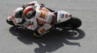 Las motos de Gresini no tomarán la salida en Valencia por la muerte de Simoncelli