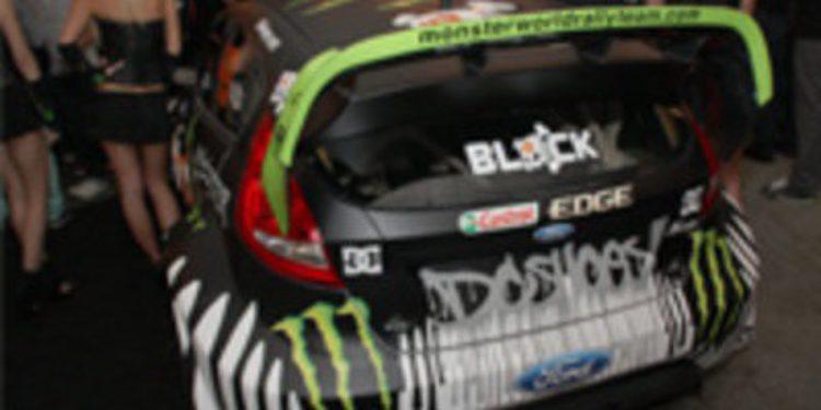Ken Block desea un programa de ocho pruebas en el WRC 2012