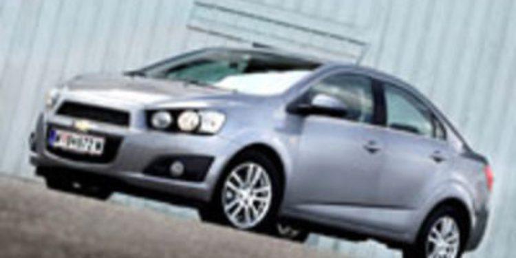 Los Chevrolet Aveo y Captiva reciben las cinco estrellas del EuroNCAP