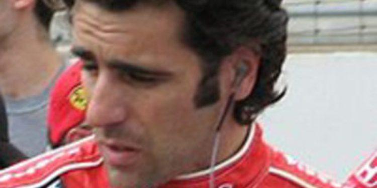 Dario Franchitti apuesta por seguir corriendo en óvalos