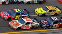 Penalización a los equipos Waltrip y JTG de la NASCAR