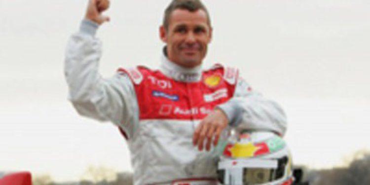 Tom Kristensen participará de nuevo en la Carrera de los Campeones
